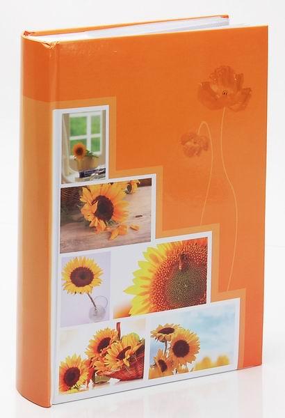Fotoalbum 10x15/300foto B-46300S Pastel vase oranžový