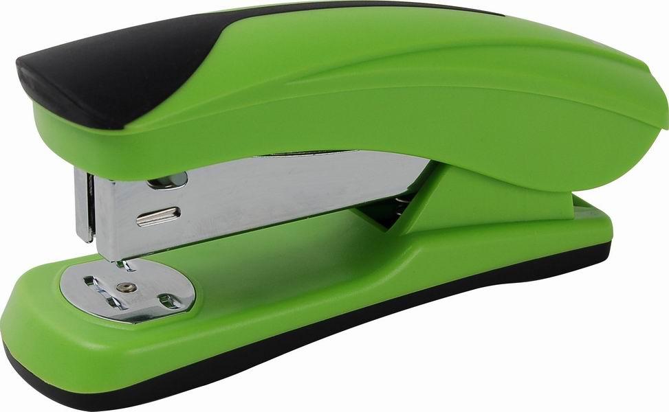 Sešívačka MG-20 Color plast zelená