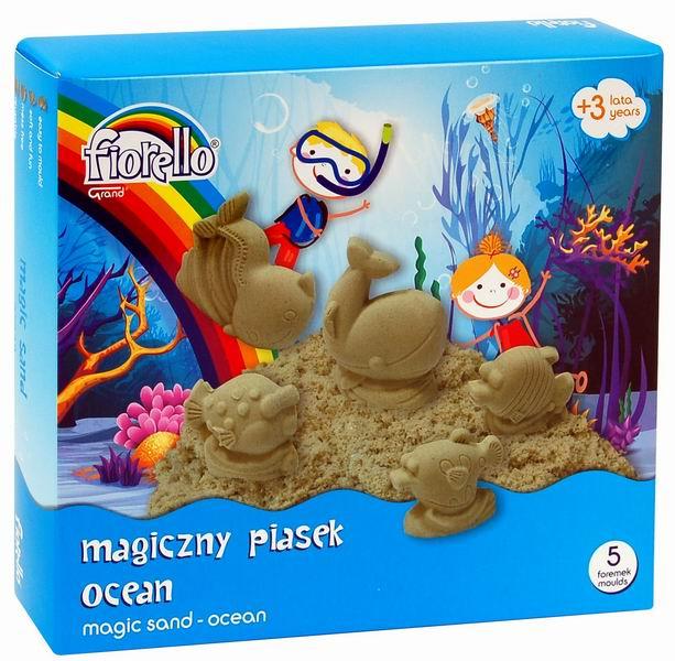 Písek magický set Oceán