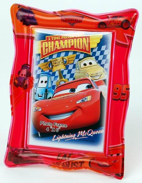 Fotorámeček 10x15 D46 Aqua Cars