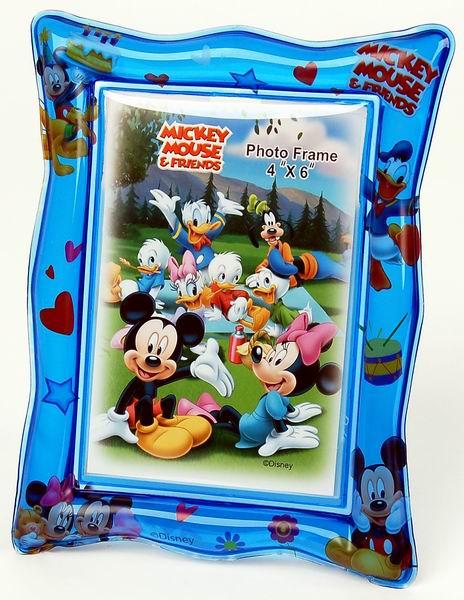 Fotorámeček 10x15 D46 Aqua Mickey