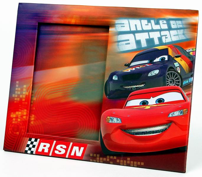 Fotorámeček 10x15 D46 H1 Disney Cars