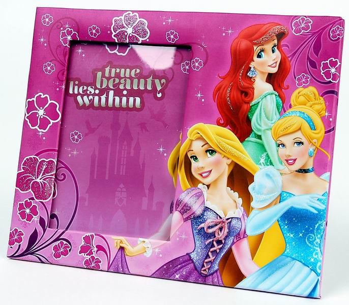 Fotorámeček 10x15 D46 H1 Disney Princezny