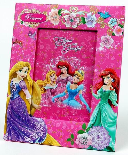 Fotorámeček 10x15 D46 H2 Disney Princezny 2