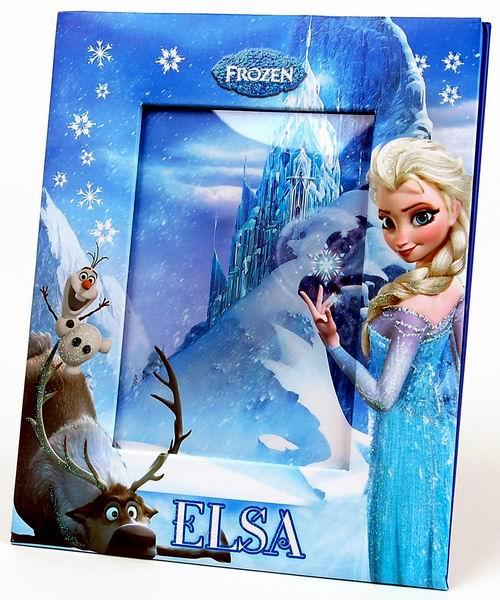 Fotorámeček 10x15 D46 H2 Disney Ledové Kralovství s Olafem