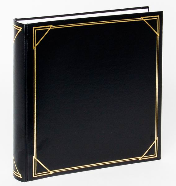 Fotoalbum na fotorůžky MX-200 Standard černý