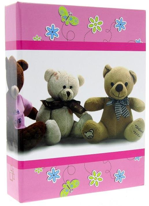 Fotoalbum 10x15/200foto MM46200 Candy růžový