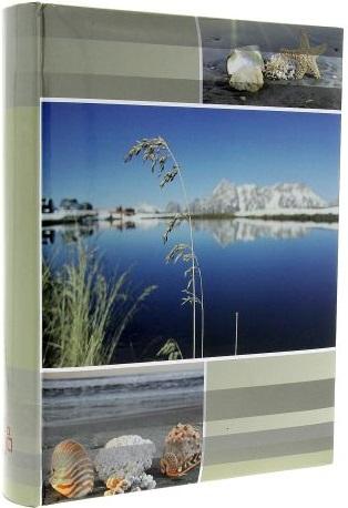Fotoalbum 10x15/200foto B-46200S Mare šedý
