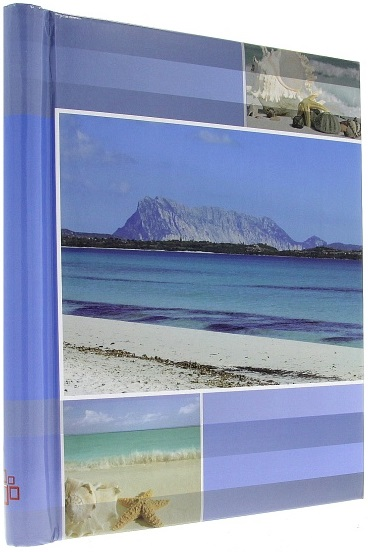 Fotoalbum samolepící DRS-20 Mare modrý