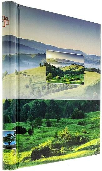 Fotoalbum samolepící DRS-20 Scenery zelená tráva