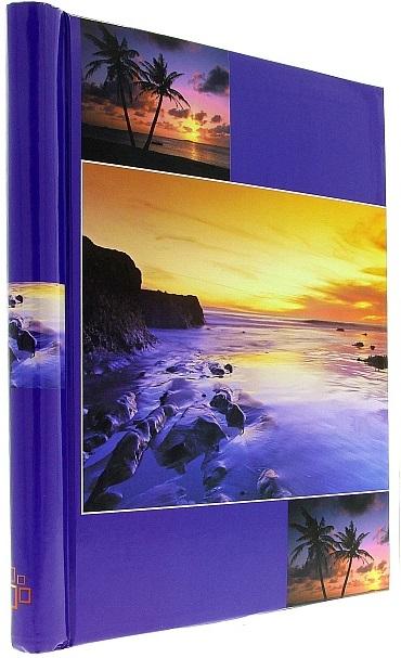 Fotoalbum samolepící DRS-30 Beach fialový