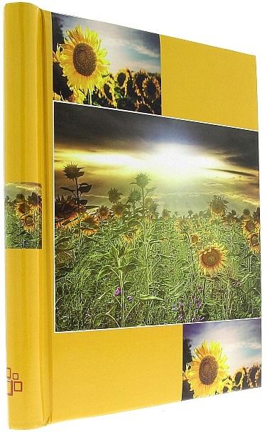 Fotoalbum samolepící DRS-30 Beach žlutý