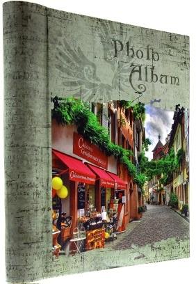 Fotoalbum samolepící DRS-30 Nostalgia Ulice