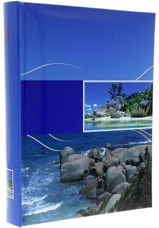Fotoalbum 10x15/300foto B-46300 Infinity modrý