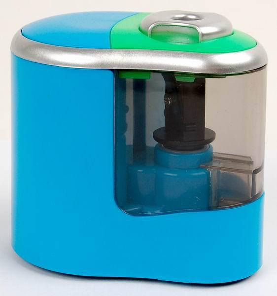 Ořezávátko elektrické Simple modré