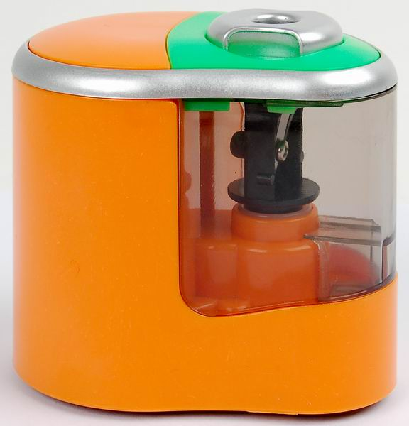Ořezávátko elektrické Simple oranžové
