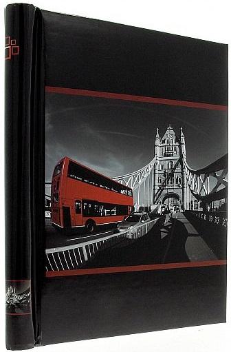 Fotoalbum samolepící DRS-30 UK Bus