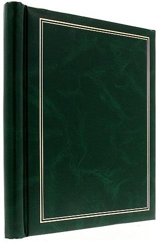 Fotoalbum samolepící DRS-30(PL) Vinyl zelený