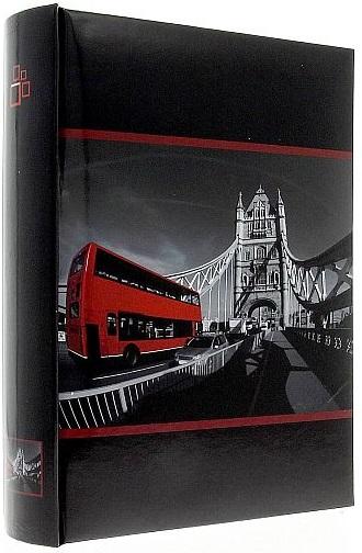 Fotoalbum 10x15/200foto B-46200S UK Bus
