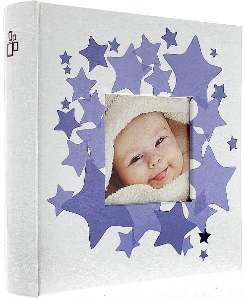Fotoalbum 10x15/200foto Vital modrý