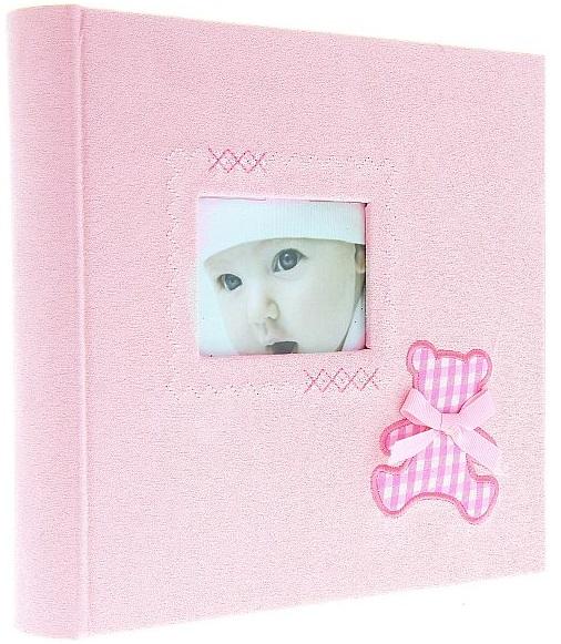 Fotoalbum 10x15/200foto BBM46200/2 Baby-30 růžový