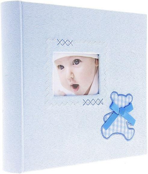Fotoalbum 10x15/200foto BBM46200/2 Baby-30 modrý