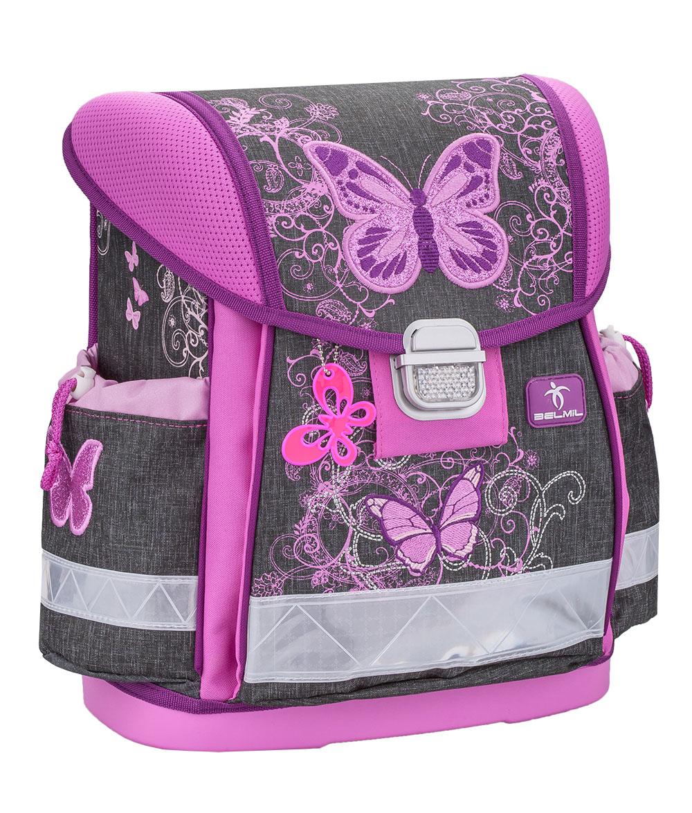 Školní batoh 403-13 Flying Butterfly