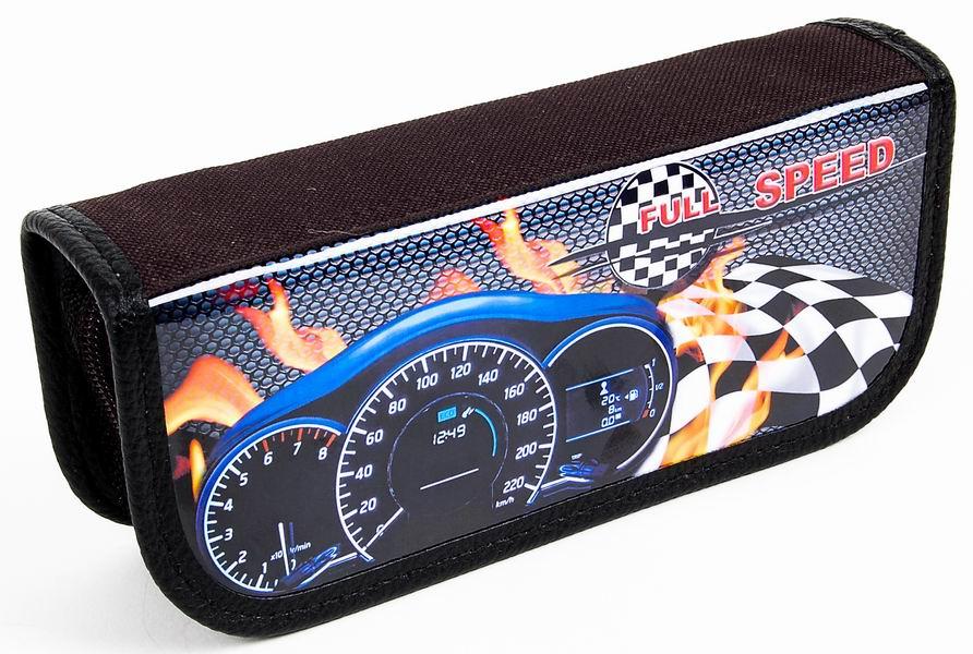 Penál HS Moto 1 full speed