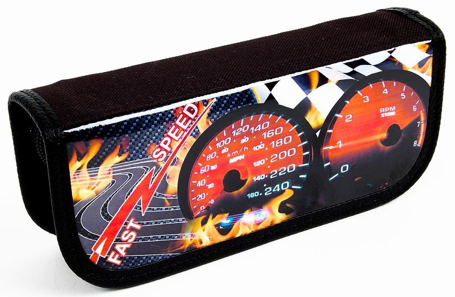Penál HS Moto 3 fast speed