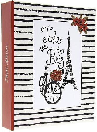 Fotoalbum 10x15/200foto DPH46200 Old Paris