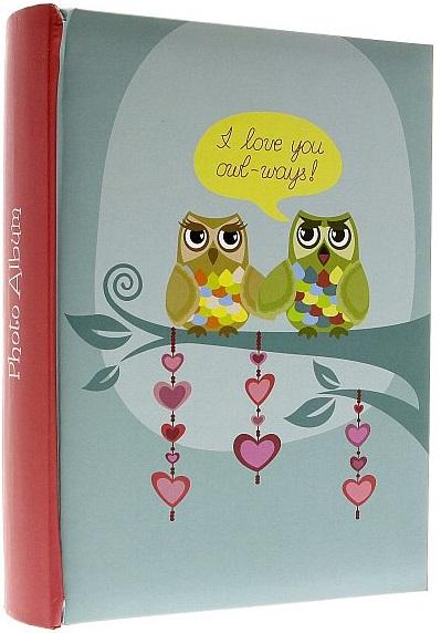 Fotoalbum 10x15/300foto B-46300 Owlwe I love you owl-ways !