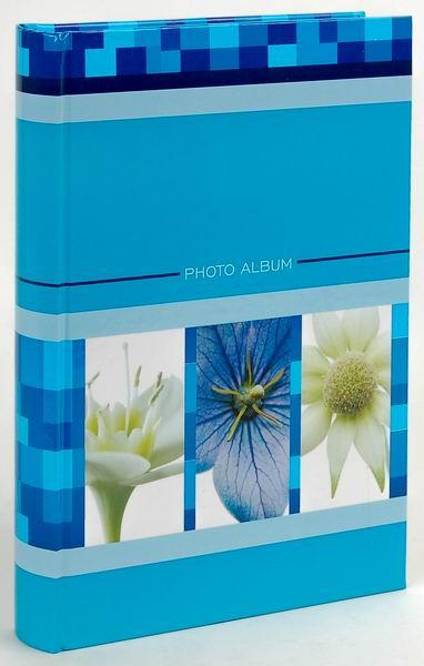 Fotoalbum 10x15/300foto B-46300S Drops 1 modré