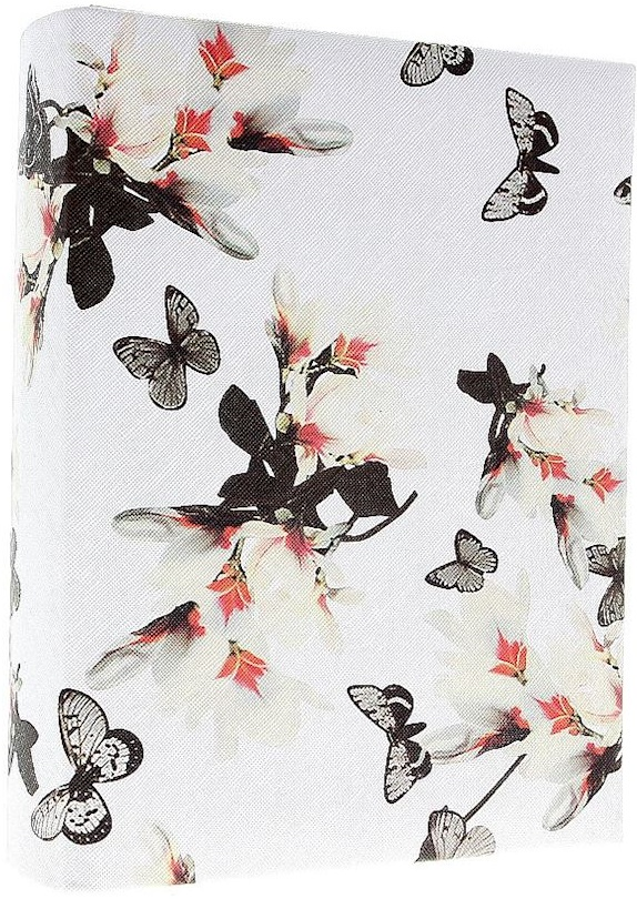Fotoalbum 10x15/300foto KD-46300/2 Butterfly světlý
