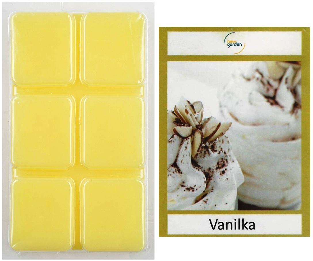 Vonný vosk VANILKA do aroma lampy, 64 g