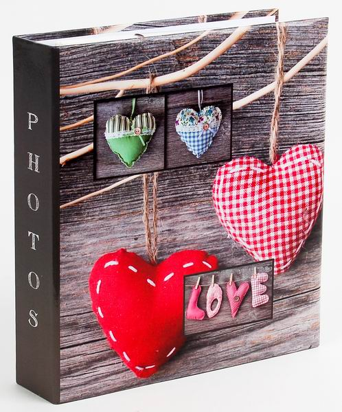 Fotoalbum samolepicí DRS-50 Love