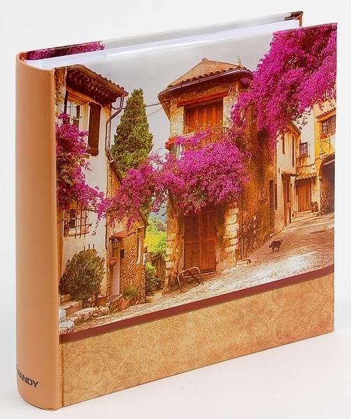 Fotoalbum 10x15/200foto KD-46200 Serenity 1 domy