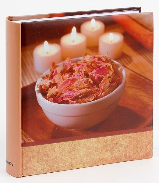 Fotoalbum 10x15/200foto KD-46200 Serenity 2 svíčky