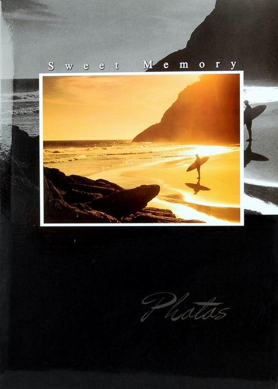 Fotoalbum 10x15/200foto B-46200S Poetry pláž