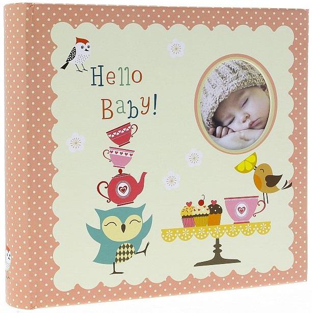 Fotoalbum 10x15/200foto BBM46200/2 Baby-3G sova