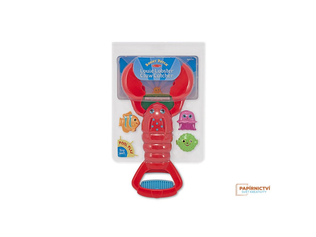 ZGD0000101 md16669 louie lobster claw cat
