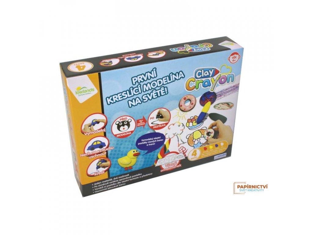 4SF0000101 td29545 clay crayon kreslici