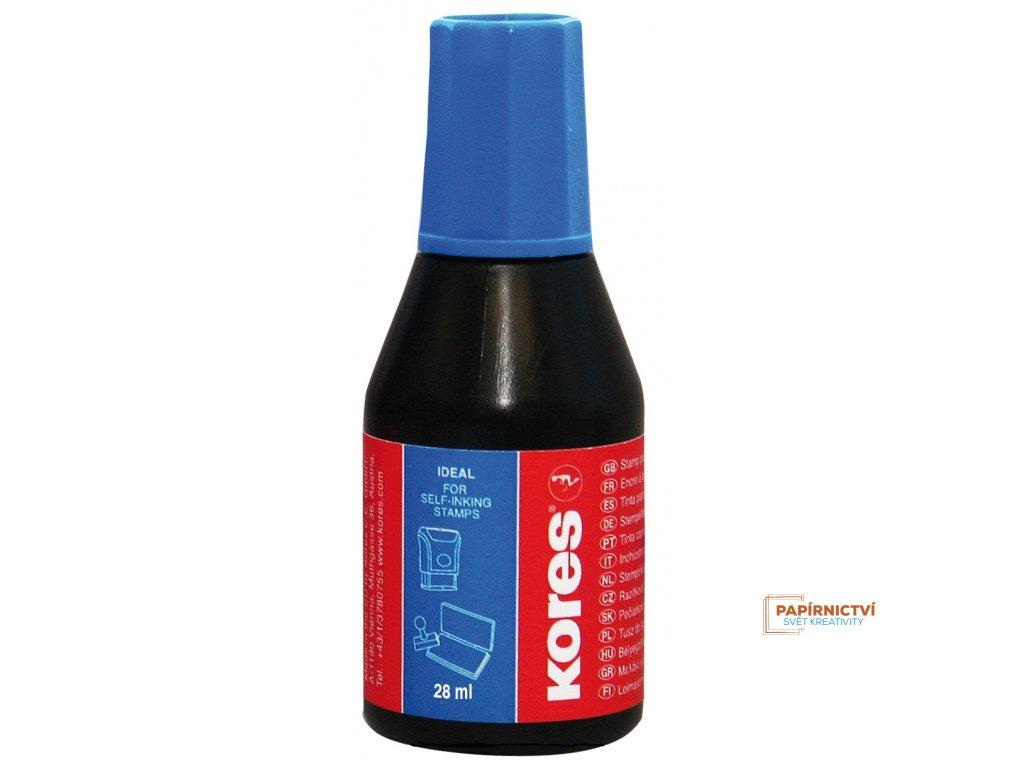 71308 stamp ink blue