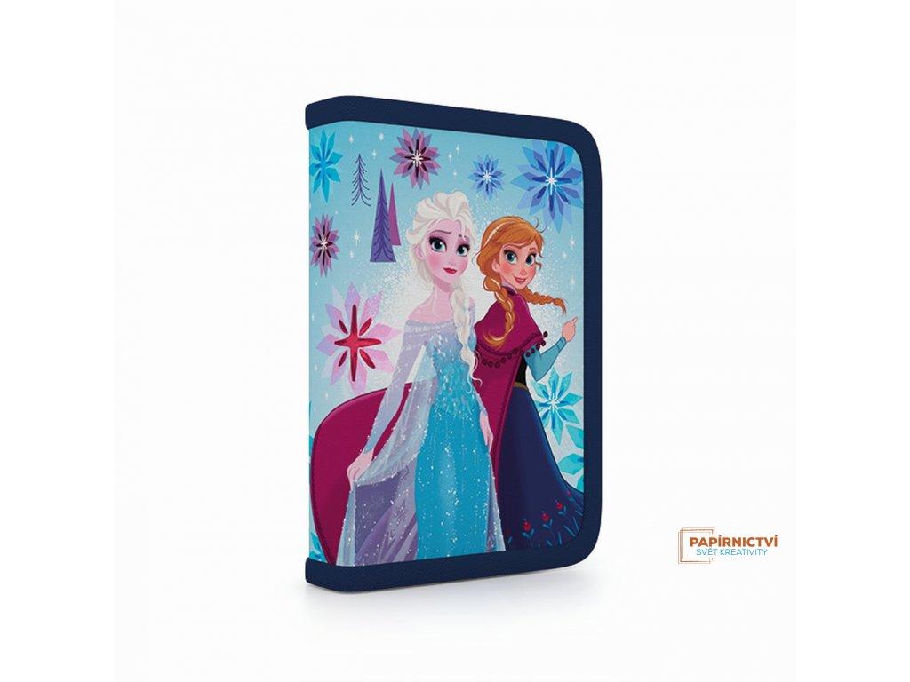 Školní penál jednopatrový Frozen