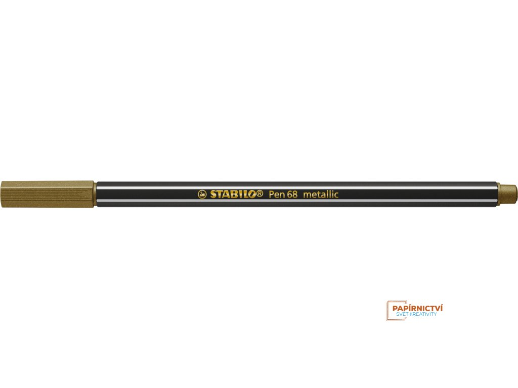 St 28046 68 810 Pen68 metallic closed pen side view CMYK