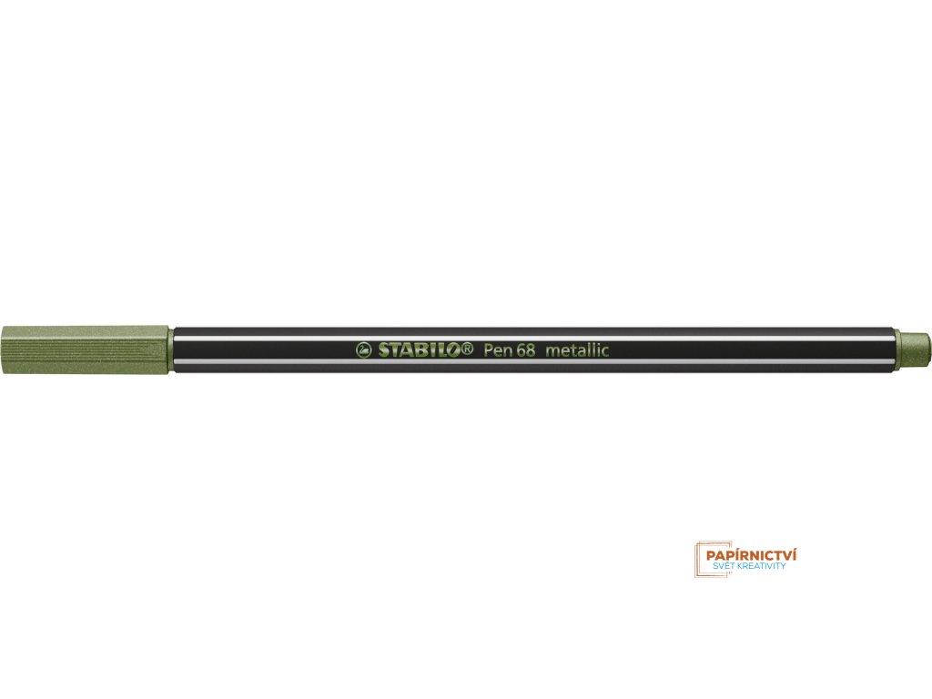 St 28054 68 843 Pen68 metallic closed pen side view CMYK