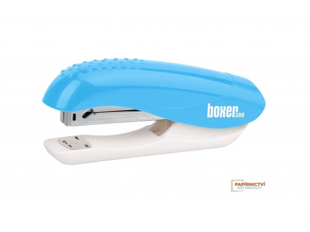 BOXER 300 světle modrá