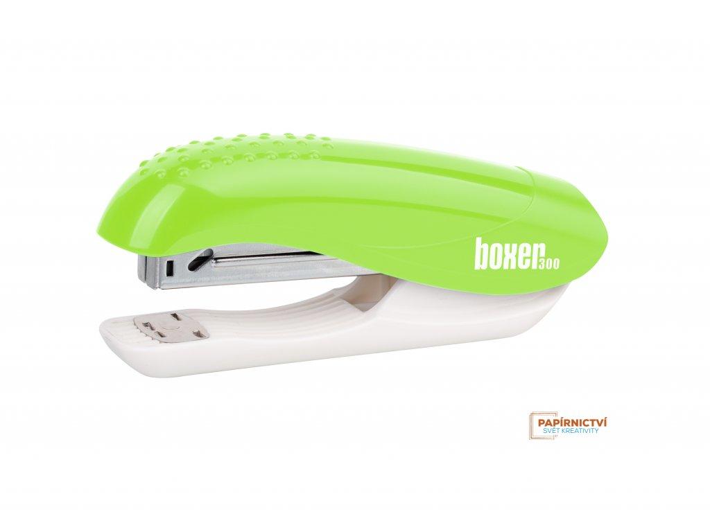 BOXER 300 světle zelená