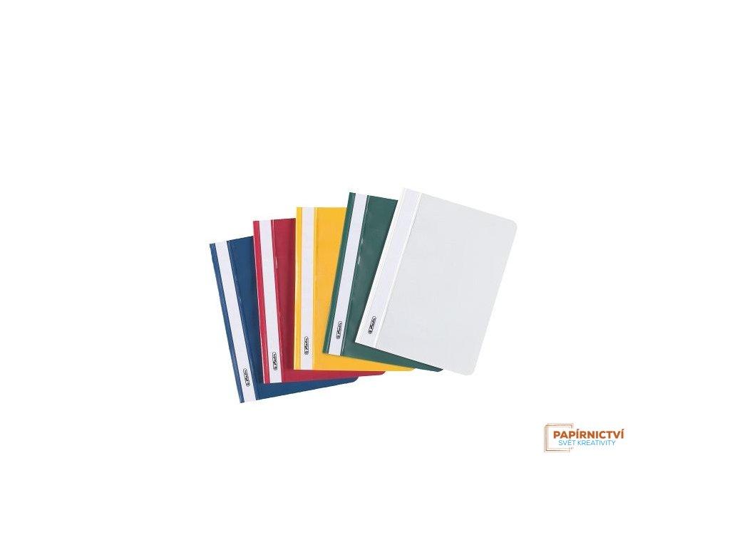 Rychlovazač A5,PP, Herlitz - 5 barev