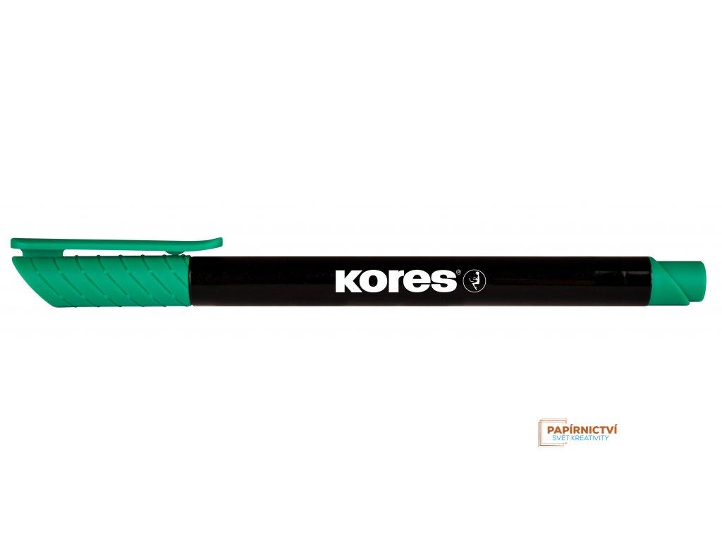 K Marker Permanent P1 M side Green