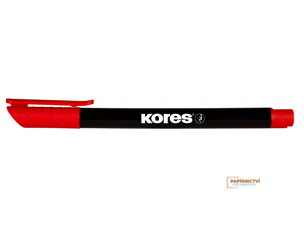 K Marker Permanent P1 M side Red